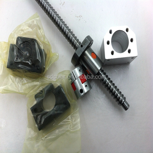 Factory price customized 1602 cnc ball screw