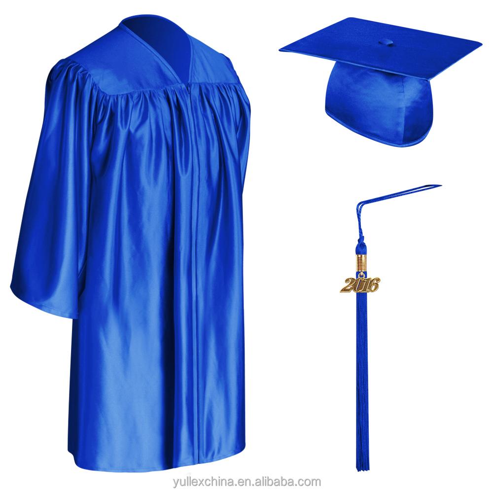 Royal Blue Child Graduation Cap,Gown & Tassel - Buy Kids Graduation ...
