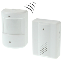 Electro Guard Watch IR Remote Detection System / Wireless Doorbell