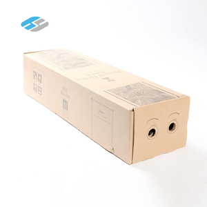 5 layer corrugated cardboard strong double wall flower corrugated box