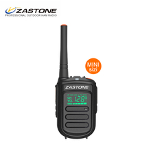 ZASTONE mini9 joli design personnalisé portable portable 2w uhf ou VHF <span class=keywords><strong>3</strong></span> watts mini <span class=keywords><strong>talkie</strong></span>-walkie