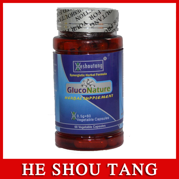 Herbal nature medicine GluciNature extract for diabetes cure