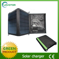 Factory price thin film waterproof solar panels energy charger for mobile phone