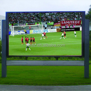 Hot sale!!! Front/rear Service LED Display P10 Outdoor full color led board display sign
