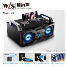 2.1 Home Theater Speaker Woofer W1 BT <span class=keywords><strong>BOOM</strong></span> <span class=keywords><strong>BOX</strong></span> dengan USB FM RADIO