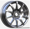 replica car aluminum alloy wheels with 5x114.3/5x100 rim