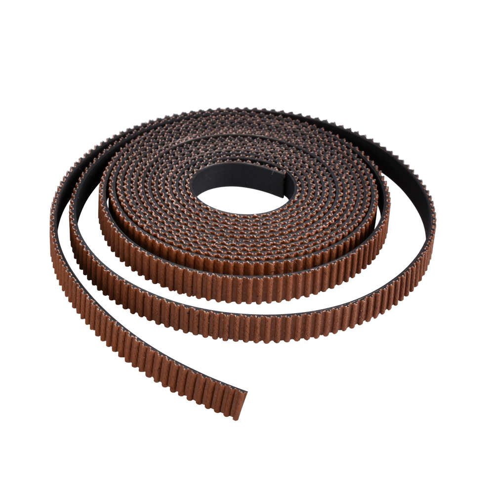 6mm//10mm MXL Timing Belt PU Steel Cords Synchronous Pulley Belt for DIY 3D Print