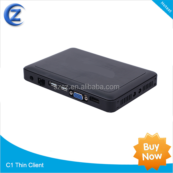 RDP 7.1 remote connection High compatibility with all servers Thin client mini pc