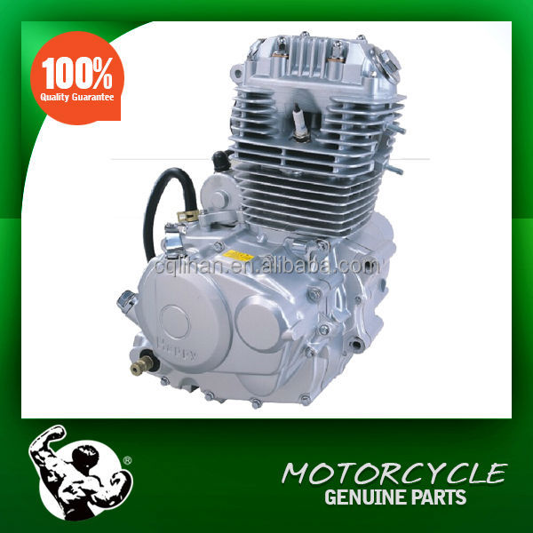 Zongshen CB200 ZS169FML Enigne Manual for Motorcycle