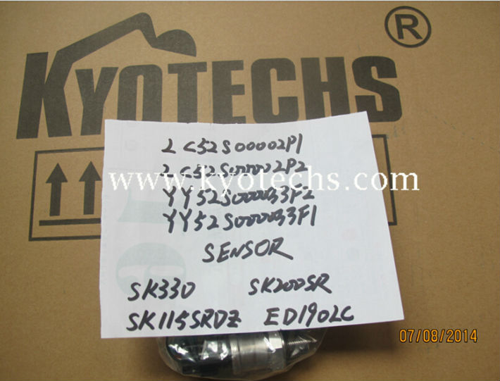 SENSOR FOR 8-97318684-1 8-97318684-2 8-97318684-3 ND499000-6160 49900-6160 ND49900-6161 ND49900-6162 PC450-7 PC450LC-8