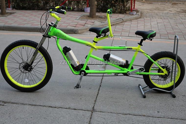4 Wheel Bicycle Tandem Recumbent 2 Person Bike Rhoades Car