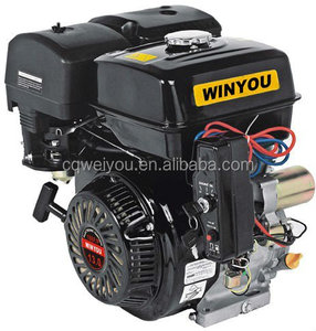 13hp gasoline/petrol engine 188F/188FD,electric start/recoil,power for tillers,generators,water pumps and gardening machines