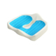 Hnos Soft Cooling Coccyx Buttock Support Office Chair Gel Silicone Seat Cushion With Cooling Pad