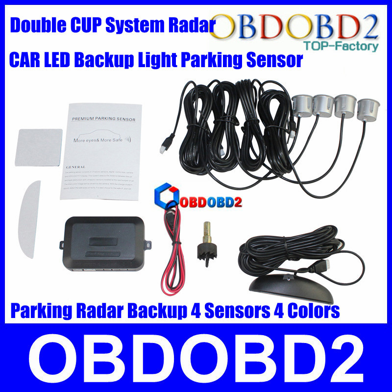 online buy whole reverse light wiring from reverse light top related led car wire backup radar backup light display parking sensor reverse system xd067led 4
