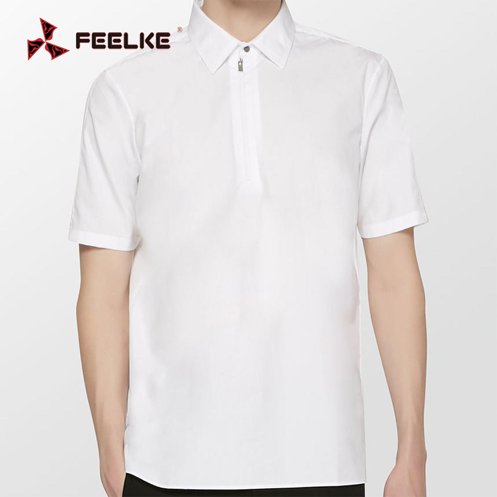 OEM short sleeve cotton 100 man tops clothes shirt