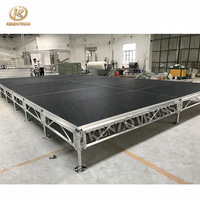 Cheap Portable Aluminum Outdoor Stage Platform for Concert