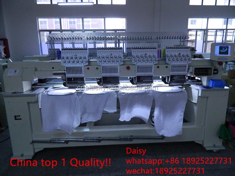 Similar Tajima 4 Head Chennai Embroidery Machine Used For Cap T