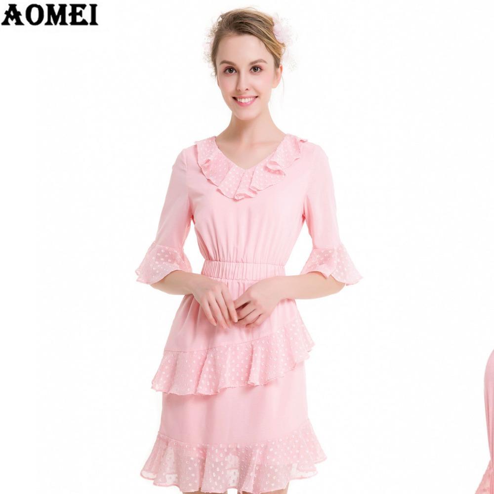 Venta al por mayor vestidos para primavera verano-Compre online los ...