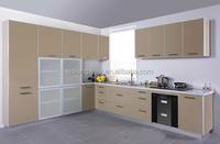 2015 Factory Price Modern Solid Walnut Wood Kitchen Cabinet - Buy ...