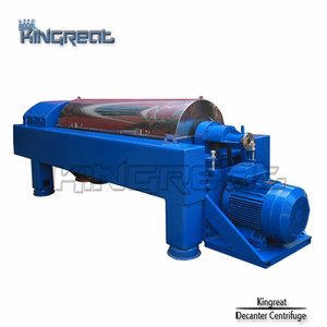 Model PDC Horizontal 2 Phase Decanter Centrifuge Mud Water Separation Centrifuge