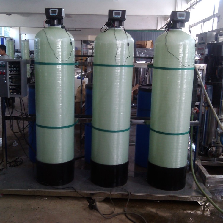 15T/H Borehole Water Resin Softener for <strong>Industry</strong>