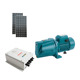 High Pressure Solar Water Pump Solar DC Irrigation Pump Jet Pump Set