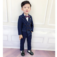 Kids blazer boys suits formal and tuxedo Baby boy suits for weddings