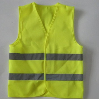 Hi-Vis Children Kids Reflective Safety Vest