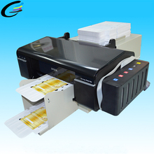Hot Sales L800 PVC Kaart Printer Visitekaartje PVC Card Printing Machine