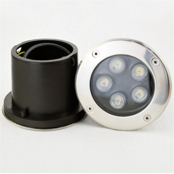 60w Hot Intertek Lighting Parts Led Outdoor Light Waterproof Floor Recessed