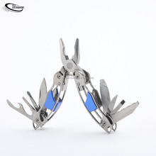 11 In 1 Stainless Steel Outdoor Multi Hand Tool Combination Plier