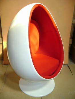 Personal Music Space Comfortable Egg Chairs As Living Room Chair