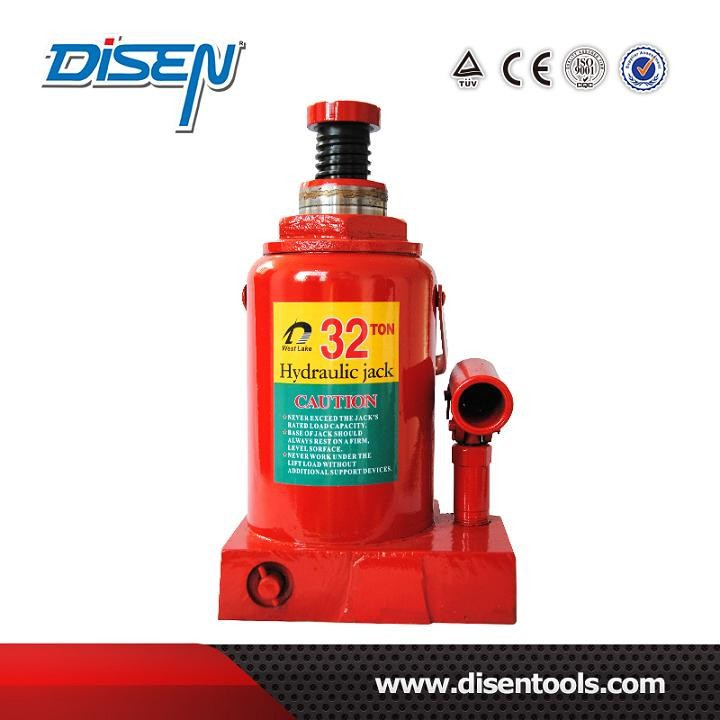 2 ton to 50 ton air electric hydraulic bottle jack
