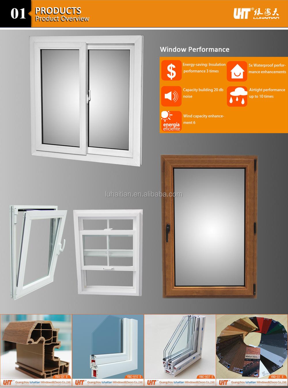 Pvc Polygon Window Triangle Window Fixed Window View
