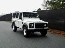 <span class=keywords><strong>2012</strong></span> Land Rover Defender 110 2.2 tdi 4wd