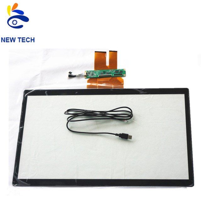 24 inch capacitive touch screen sensor with EETI IC