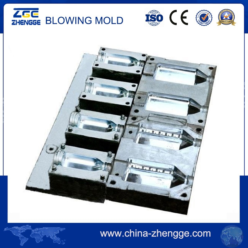2 Cavity PET Plastic Bottle Blow Mould Maker