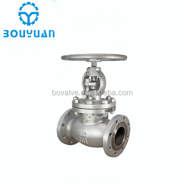 Fast delivery High quality Bellow Seal Flange Type Globe Valve