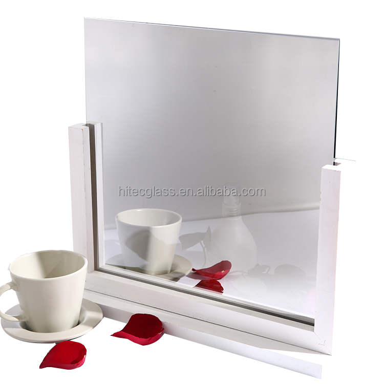 Cheap One-Way Transparent Glass /Reflective One Way Glass/ Two Way Mirror Glass Widely Used For Tv Mirror