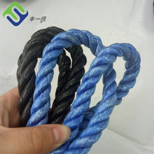 Agriculture Farming Used Twisted Pp Flat Danline Polypropylene Split Film Rope