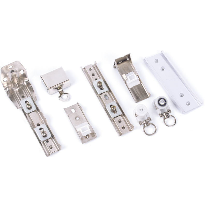 Set With Installation accessories ceiling Curtain Track rials