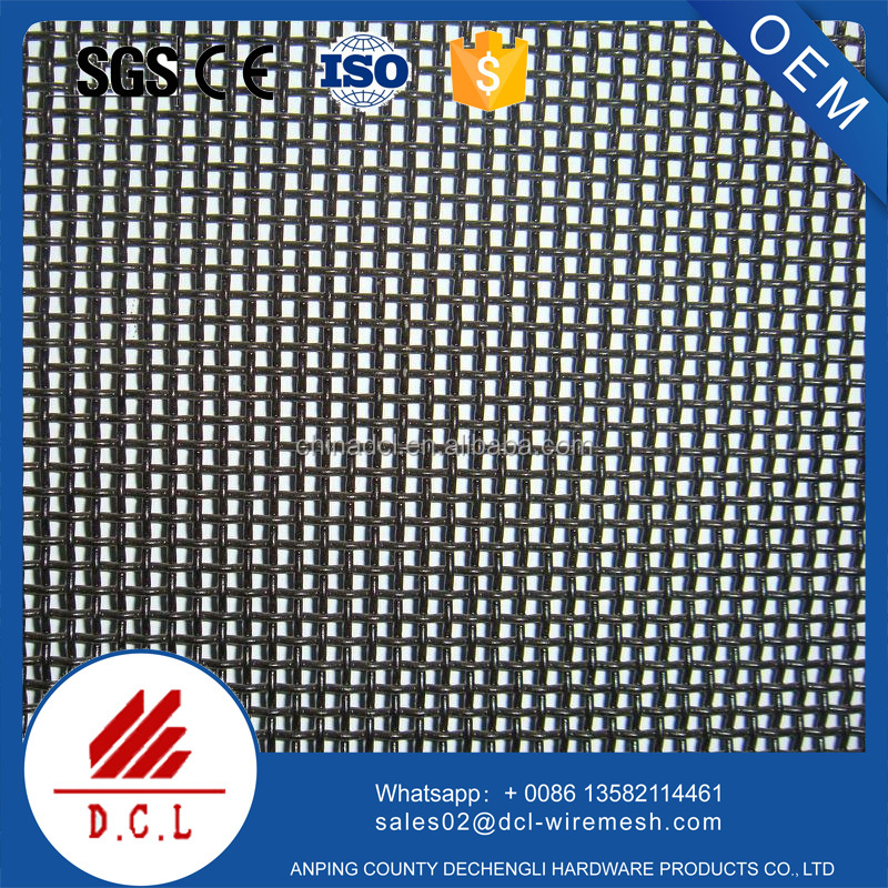 Diamond mesh/ invisible window screen/ bulletproof net