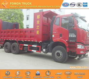 FAW 6X4 40tons Mining Tipper Truck best price