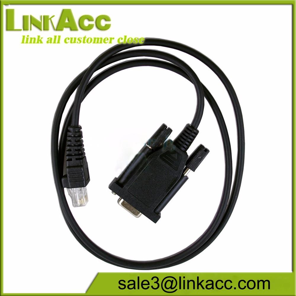 Motorola programming cable CDM1250 M1225 CDM1550 CDM750