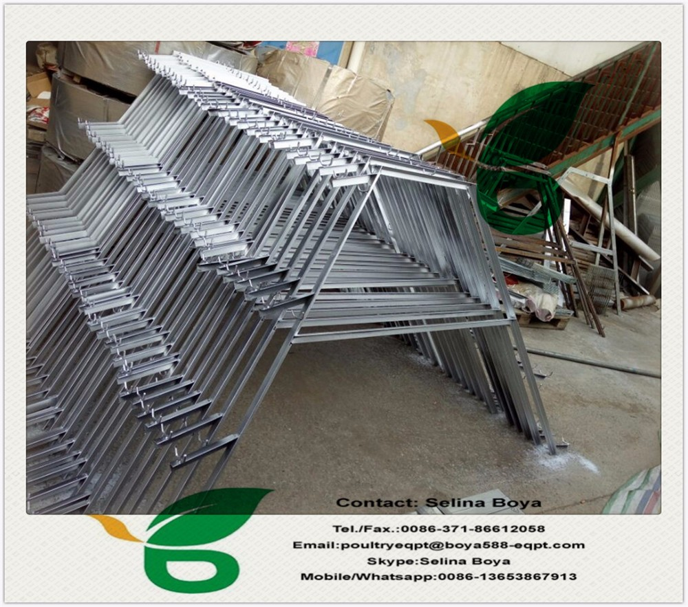 Cheap Poultry Hen Layer Cage Broiler Chicken Farm