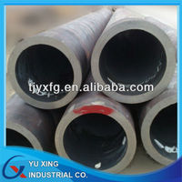 ASTM A 106 GrB Seamless Steel Pipe for high temperature / gas / fluid