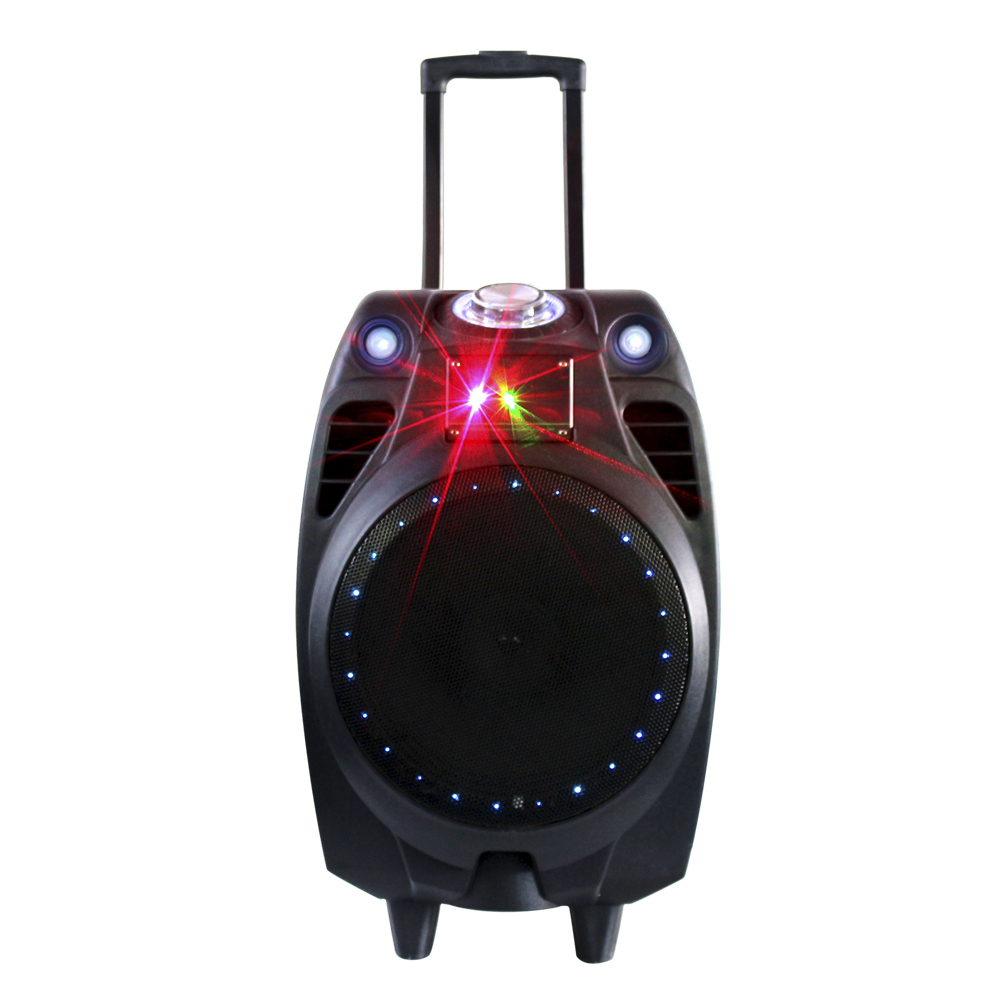 Hifi Bluetooth Speaker with trolley and Stands stage speaker download free mp3 ringtones