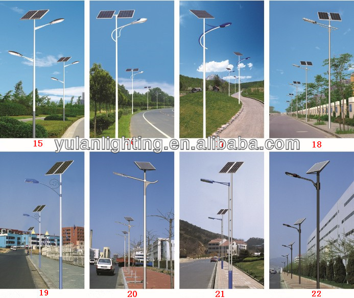 Q235 3m-35m Mathcad Light Pole Foundation Design/light Pole Flag Holders/  Street Light Poles - Buy Aashto Light Pole Foundation Design,Pole,Street
