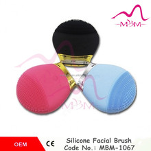 Silicone Waterproof Beauty Wash Face Cleaner,Facial Skincare Cleaning Brush