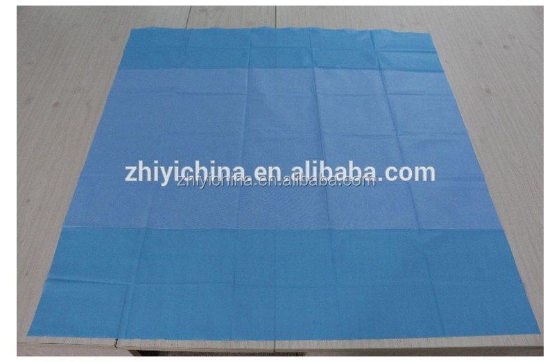 disposable medical nonwoven back table cover CE and ISO